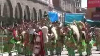 Tradicional Diablada Oruro - Carnaval Oruro Bolivia 2007