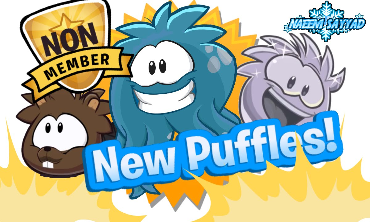 Puffle. Good Puffle. Simple Play Now Club Penguin. Amazing Puffle ...