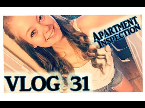 DCP VLOG 31: APARTMENT INSPECTION