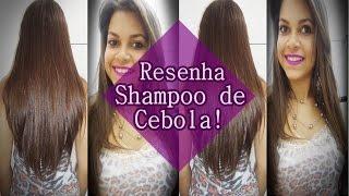 Shampoo de cebola faz o cabelo crescer? É bom ou não?