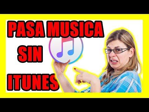 Como Meterle musica al iPhone, Ipod, Ipad sin itunes (Facil y Rapido) 2018