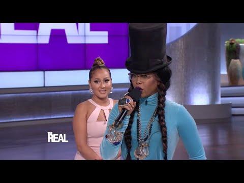 REAL Teaser: Erykah Badu Plays Tongue Twista!