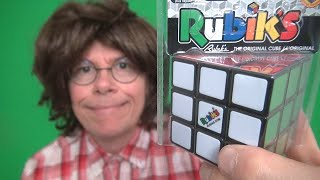 Rubik's Cube Speed Run with Phil McCracken
