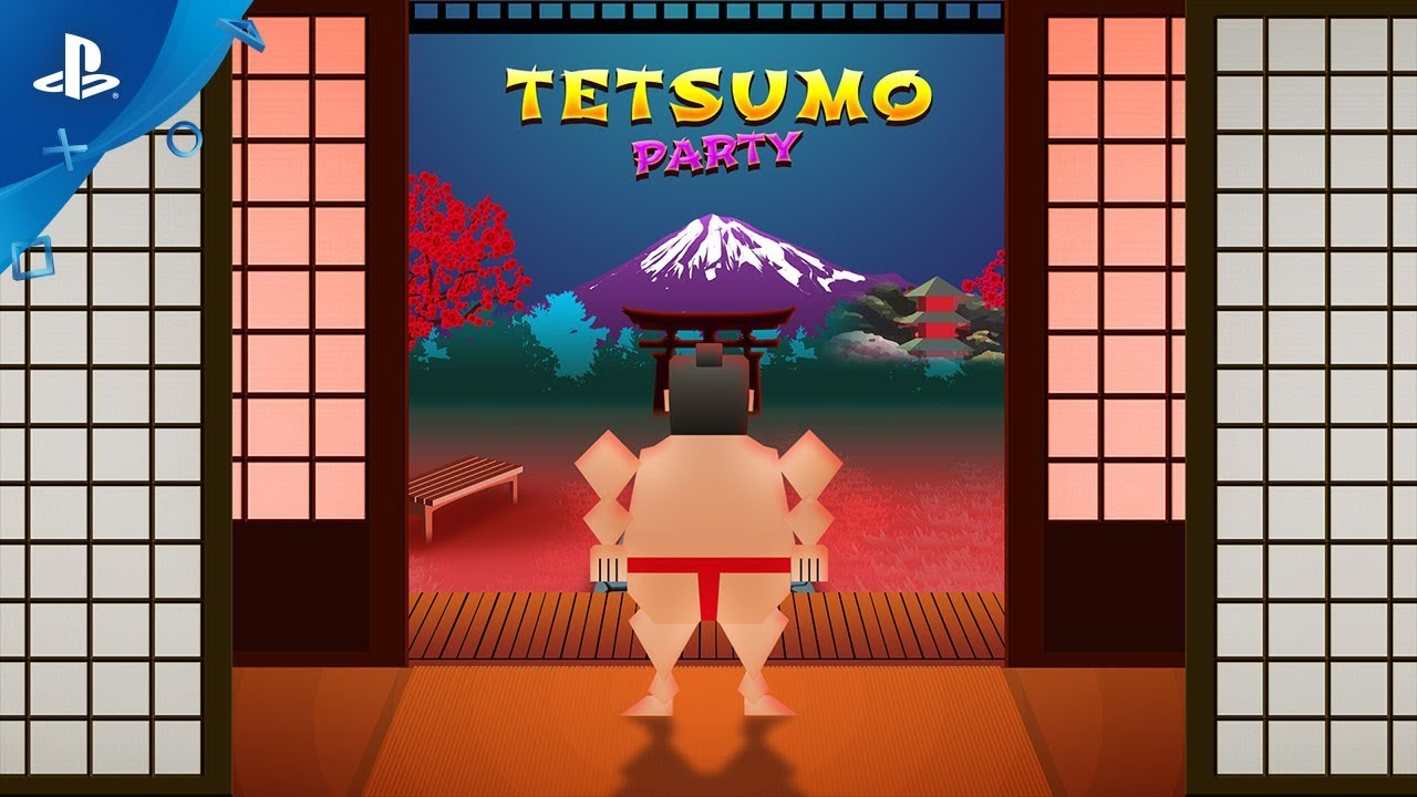 Tetsumo Party - Gameplay Trailer | PS4