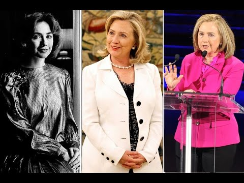 Hillary Clinton Style | Hillary Clinton Dressing Style | HD