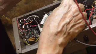 REPAIRING A SMALL TUBE AMP