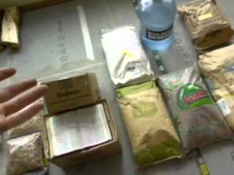 Emergency Food Storage. Balanced Prepping.