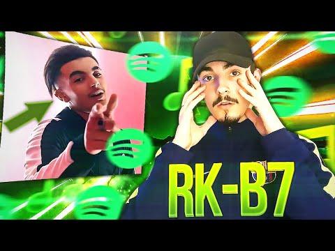 RK - #B7 [PREMIÈRE ÉCOUTE] 🎧🔥