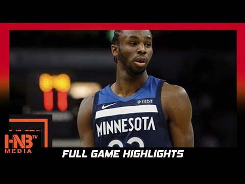 Andrew Wiggins (17 pts) Full Highlights vs GS Warriors / Week 4 / GS Warriors vs Timberwolves