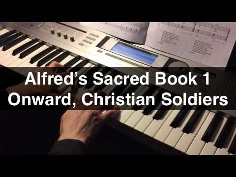 Onward, Christian Soldiers - Alfred's Basic Sacred Book 1
