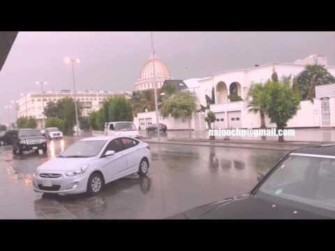 New Video മഴ in Jiddah, Sarahira
