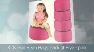 Summer Holidays - Kids Outdoor Bean Bags