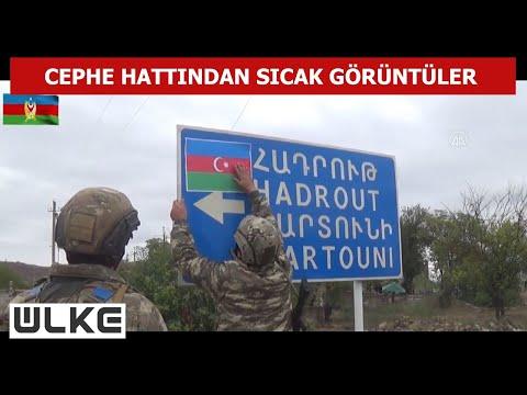 Azerbaycan Ermenistan Arasındaki çatışma Sürüyor
