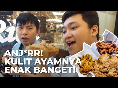 Best Crispy Chicken Skin di Antara Jajaran Kuliner Medan!