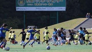 今年度から新たにスタートした「JFA復興支援サッカーフェスティバル」の...