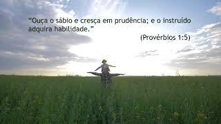 Versículo do Dia   Provérbios 1:5   IPP TV