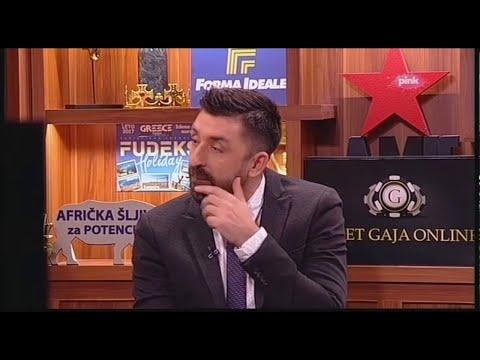 Ami G Show S09 - Ili ili - Mile Kitic