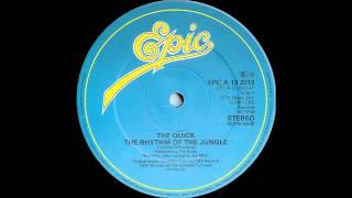 THE QUICK - The Rhythm Of The Jungle (12