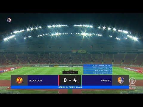 Selangor 0-4 PKNS FC_All Goals Highlights - MSL Week 3