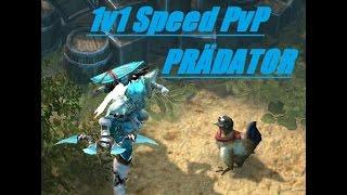 Drakensang online 1vs1 Speed [Prädator] irgendwie Spannend :D