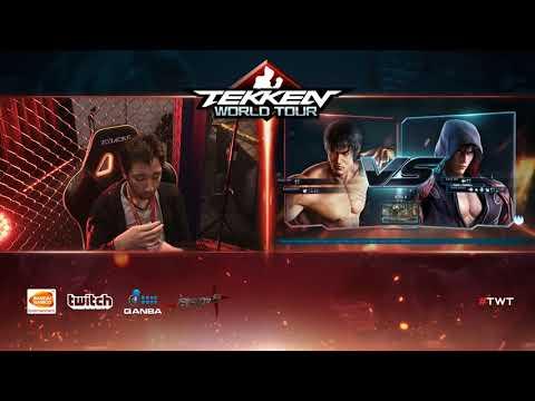 Battle Arena Melbourne 10. Tekken 7 (TWT). Pool C