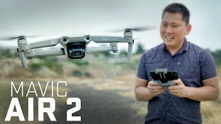 DJI Mavic Air 2 | Is this the drone to get!?