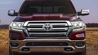 видео Тест-драйв популярного пикапа Toyota Tundra TRD Sport