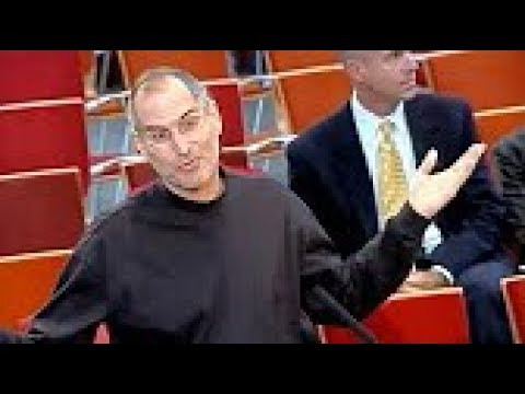 Steve Jobs presents idea for a new campus to Cupertino City Council 2006