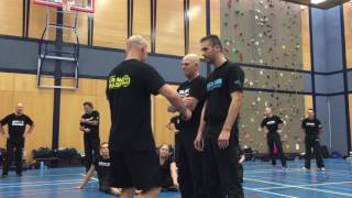 Third Party Protection V with Amnon Darsa at Institute Krav Maga Netherlands.