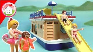 Playmobil Film deutsch - Mit dem Kreuzfahrtschiff auf Reisen - Familie Hauser Mega Pack Kinderfilm