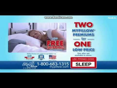 my pillow commercial dream come true