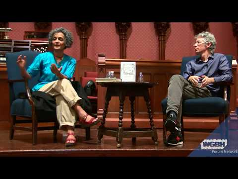 Arundhati Roy on the jailing of Dr. G.N. Saibaba and others