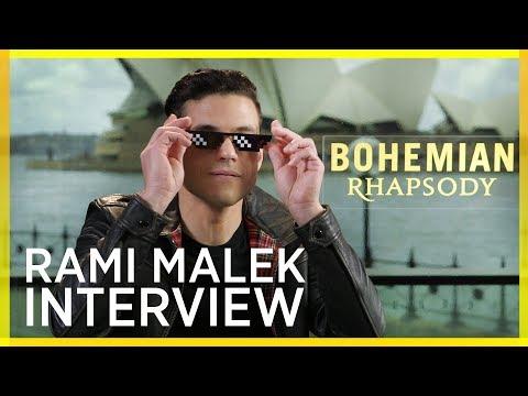 Best Rami Malek   Bohemian Rhapsody