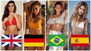Who do you think is the hottest WAG of all the World Cup players? F...