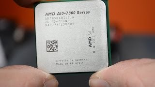 AMD A10 7850K Benchmarks and Review