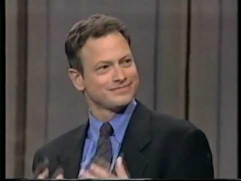 Gary Sinise  1995  Letterman
