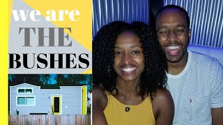 Meet the Bushes (Intro) | Tiny House Couple | Debt Free |  Paid off $125K in 2 Years