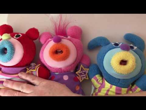 Sing a ma jig Singing Plush Dolls