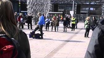 Anonymous Suomi/Finland 11.4  EU vastainen mielenosoitus
