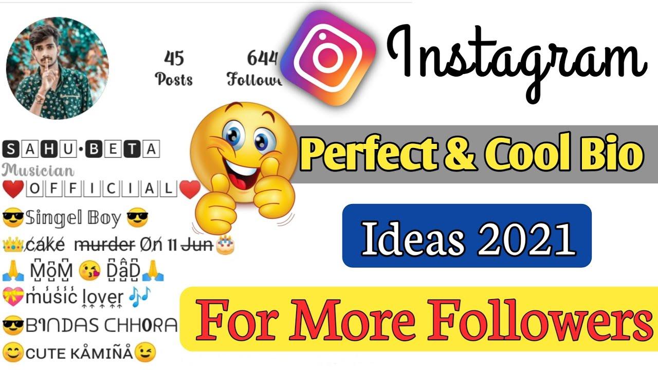 Instagram bio tricks 20🔥 for more followers    Instagram bio ...