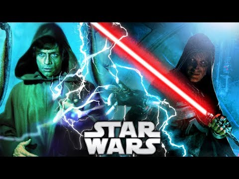 Why Jedi Were FORBIDDEN From Using Force Lightning - Star Wars Explained