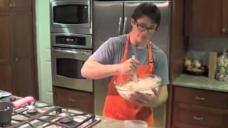 Henry Makes Spicy German Cookies