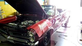 1965 Pontiac GTO with LSX, 6 Speed Tuned at the Vette Doctors