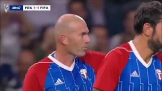 LUCMAN - Football, Zidane splendide but !