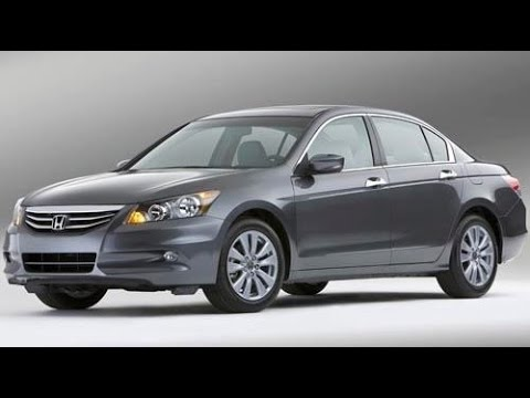 2011 Honda Accord Start Up And Review 2.4 L 4 Cylinder