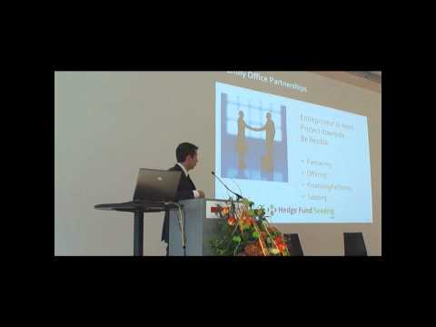 Family Office Capital Deployment | Speech in Liechtenstein by Richard C. Wilson