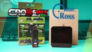 cronusMax Plus VS ReaSnow Cross Hair - Обзор двух адаптеров (конвертеров)