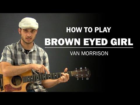 you tube brown eyed girl