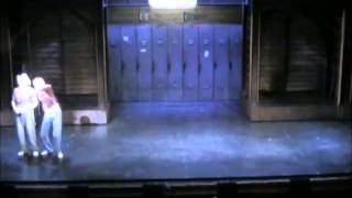 Derek Hough in Footloose the Musical -
