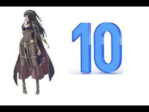 Top 10 Fire Emblem Soundtracks, Mangs edition!